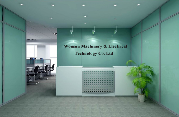 Shenzhen Wonsun Machinery & Electrical Technology Co. Ltd