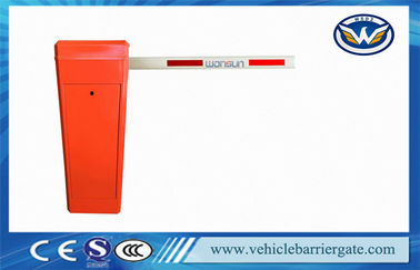 China Parking Folding gate automation system / Boom nice gate barrier For Office Entrance supplier