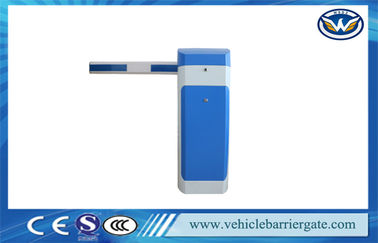 China Smart Card Reader Security Entrance Barrier Gate Operator RS485 Arm Sensor supplier
