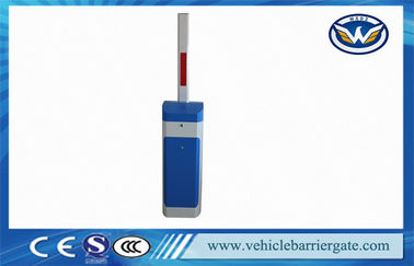 China Durable Safety Boom Barrier Gate with Vehicle Detector for Highway supplier