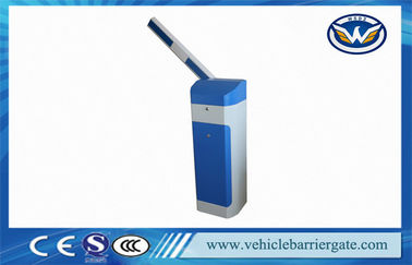 China OEM Singer Arm Barrier Gate Operator , LiftMaster car park security barriers supplier