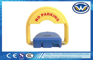 China Automatic Car Park Lock Die-casted Zinc Alloy Easy Installation supplier