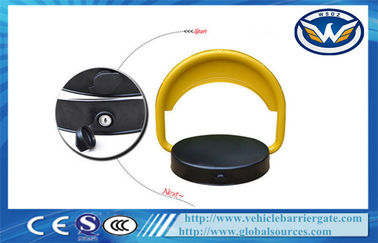 China Energy Saving Car Parking Locks , Automatic Park Lock CE ISO SGS Approvals supplier