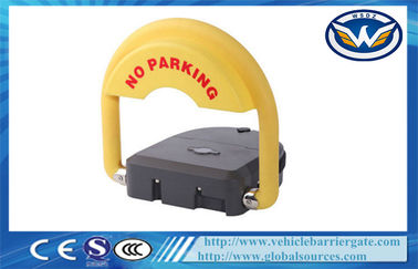 China IP68 Waterproof Automatic Car Park Lock Equipment of  Remote Control supplier