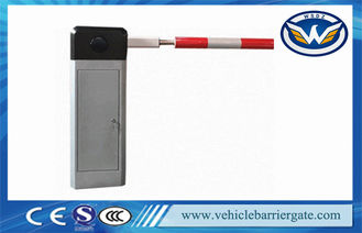 China High Speed Intelligent Barrier Arm Security Gates For Automatic Parking System supplier