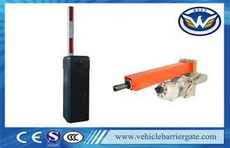 China Automatic Toll Parking System Barrier Gate Operator Straight Arm supplier