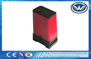 China Single Vechile Loop Detector For Road Barrier Gate , Inductive Loop Traffic Detector supplier