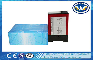 China Car Park Management Vehicle Traffic Loop Detectors Single Channel supplier