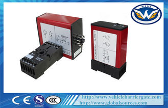 China Single Channel  Output Relay Vehicle Loop Detector for Temperature Must Not Exceed 65° C supplier