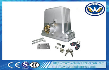 China 700 KGS Automatic Sliding Gate Opener , Gate Automation Kit Automatic Warm - Up supplier