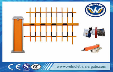 China Vehicle Entrance Car Park Barriers For Intelligent Parking System supplier