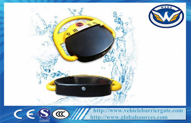 China Car Parking Lock Device Parking Lot Equipment With Auto Repositioning supplier