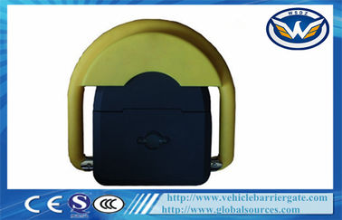 China Anti-theft DC12V 340MM Car Parking Locks Device With Auto Repositioning supplier