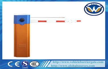 2.0 Cold Rolled Steel Plate Sturdy Housing Automatic Boom Barrier