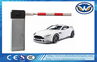 China RFID Parking System Traffic Barrier Gate With Vehicle Loop Detector supplier