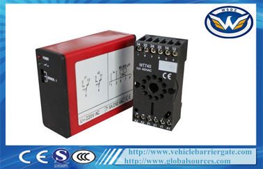China Single Channel Vehicle Loop Detector Compatible With Parking System supplier