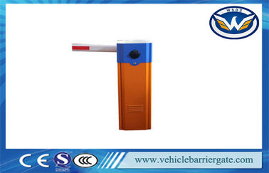 China AC220V Automatic Barrier Gate for Car Parking system / Residential Boom Barrier supplier