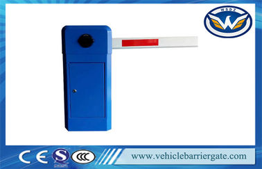 China Automatic Reversing Electronic Barrier Gate Manual Release For Parking System supplier