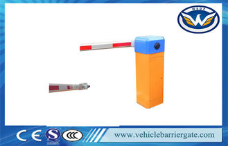 220/110V High Quality Vehicle Barrier Gate With 1-6m Straight Boom