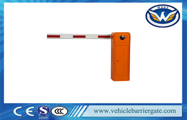China OEM Manual Realese Automatic Parking Boom Barrier Gate For Airport / Hotel supplier