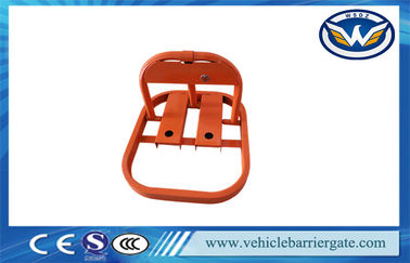 China Manual O Shape Auto Parking Lock / Car Parking Guard / Parking Barrier supplier