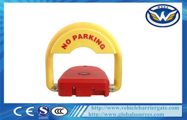 China Remote Control Automatic Car Parking Lock Waterproof , DC12V supplier