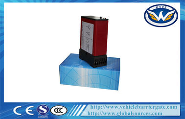 China Intelligent Single / Double Loop Vehicle Detector For Car Parking System supplier