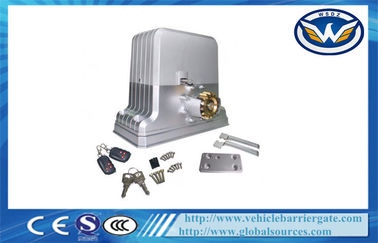 China Manual Override Release Clutch Single Phase Electric Sliding Gate Openers supplier