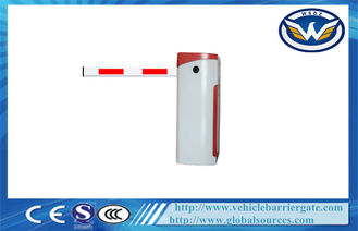 China Access Control Parking Barrier Gate , custom nice parking garage gate supplier