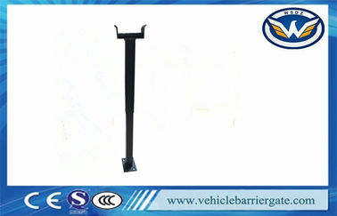 China OEM Color Metal Arm Bracket Barrier Gate Accessories Boom Holder For 6m Arm supplier