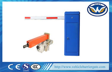 China Heavy Duty Traffic Road Nice Boom Barrier For Parking System , Low Noise supplier