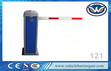 China Fast speed Vehicle Barrier Gate , 3m poles nice car park barrier system supplier