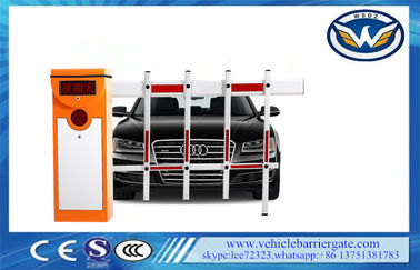 China Automatic Moisture Control Fence Barrier Gate Operator For Parking Lots / Garages supplier