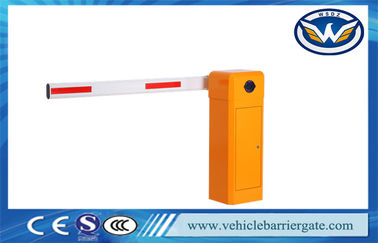 China 220V Heavy Duty Automatic Drop Arm Barrier Gate For Intelligent Parking System supplier