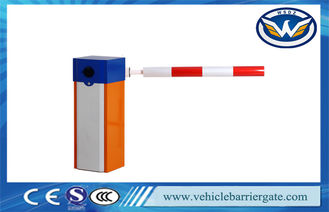 China Stainless Steel Auto Barrier Gate Price Parking Barrier For Toll Gate System supplier