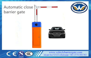 China Vehicle Access Control Barrier Gate Operator 90 Degree Parking Lot CE Approval supplier