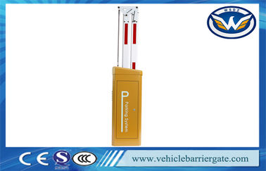 Rs485 vehicle barrier gates automatic boom barrier pmsm for Sliding gate motor price in india