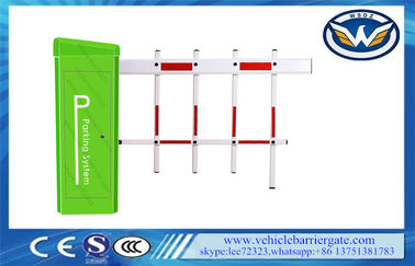 China Automatic Fence Boom IP 54 Parking Barrier Gate 342*312*959mm supplier