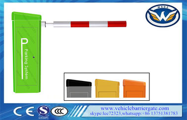 China AC90V~AC264V Solar Power Automatic Barrier Gate Boom Gates 2 Year Warranty supplier