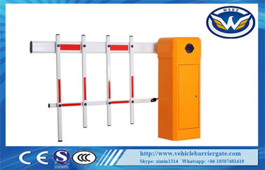 China Dubai Gate Arm Intelligent Barrier Gate Fence Parking Lot Gate Arms supplier