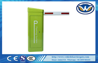 China IP65 Brushless Servo Barrier Automatic Boom Barrier Inbuilt With RS485 supplier