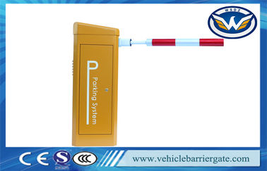 China High - Speed Operation  Vehicle Barrier Gate  With Bi-Direction Main Shaft supplier