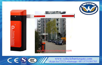 China 80W arm automatic barrier gate Operator With AC Reliable Electro Mechanical Drive supplier