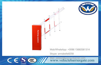 China CE Car Parking Boom Automatic Barrier Gate Third Generation Machine Core Long Lifespan supplier
