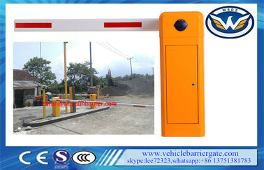 China Adjustable Speed Vehicle Access Barriers Motorized Systems CE ISO Certification supplier