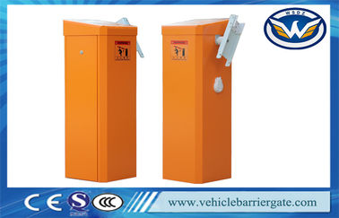 China Smart Barrier Gate DC Servo Motor Intelligent Parking Barrier Boom Gate supplier