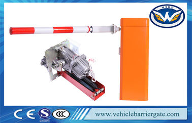 China High End Servo Motor Auto Traffic Parking Barrier Gates With 0.9 Sec Fast Speed supplier
