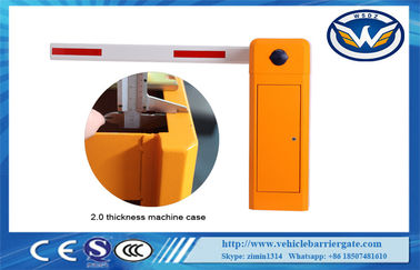 China Heavy Duty AC Motor Remote Control Automatic Barrier Gate With Ce Certificate supplier