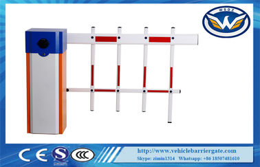 China Access Control Automatic Parking Lot Gates Relative Humidity ≥90% WSTP-116 supplier