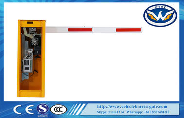 China DC Brushless Motor Automatic Barrier Gate 6m Max Arm Length CE Approved supplier